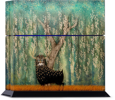 A Flowering Fascination PlayStation Skin by Andy Kehoe | GelaSkins