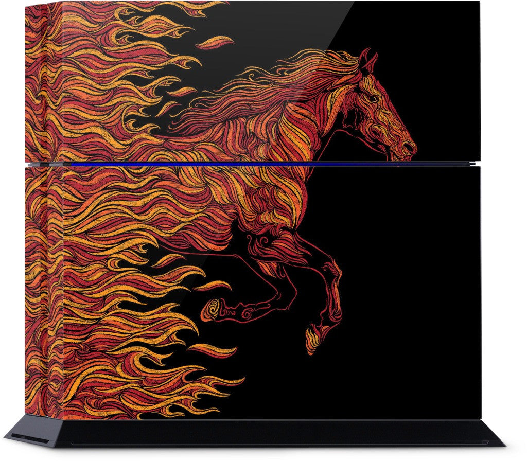 Horse PlayStation Skin