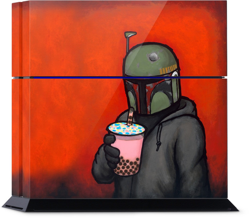 Boba PlayStation Skin