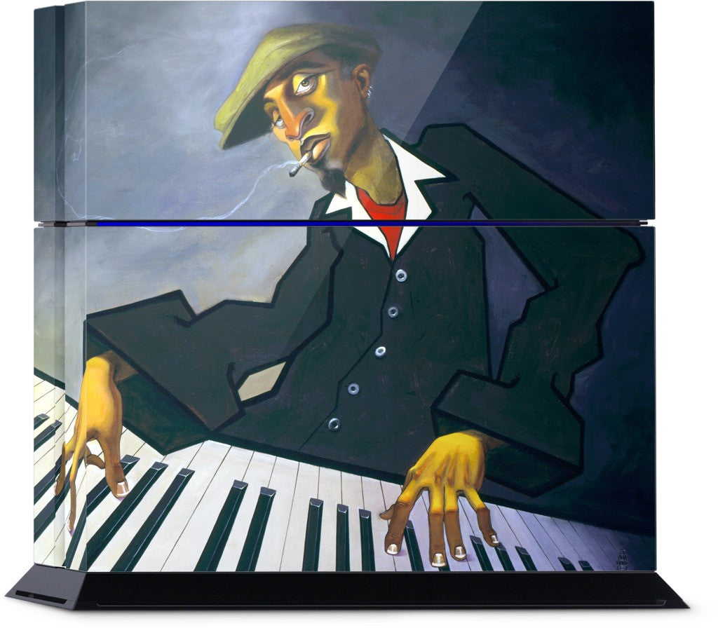 Piano Man II PlayStation Skin