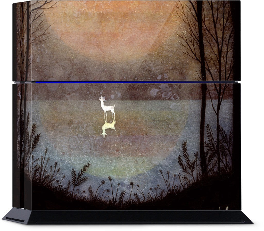 A Placid Pause PlayStation Skin by Andy Kehoe | GelaSkins