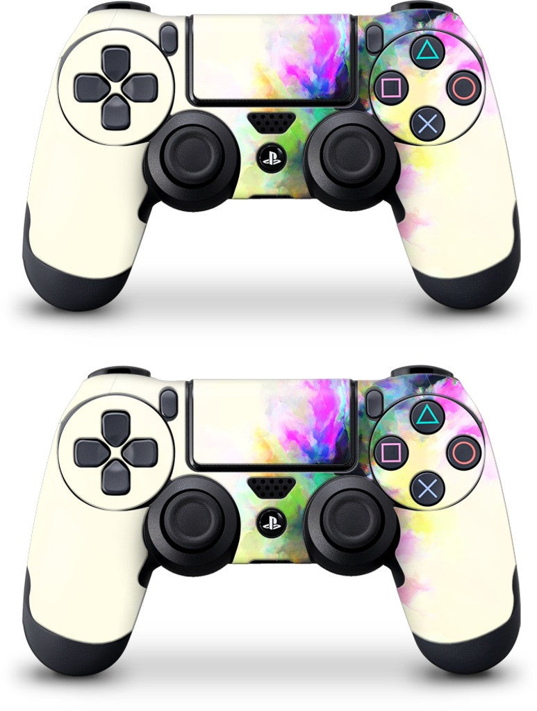Fire Flower PlayStation Skin