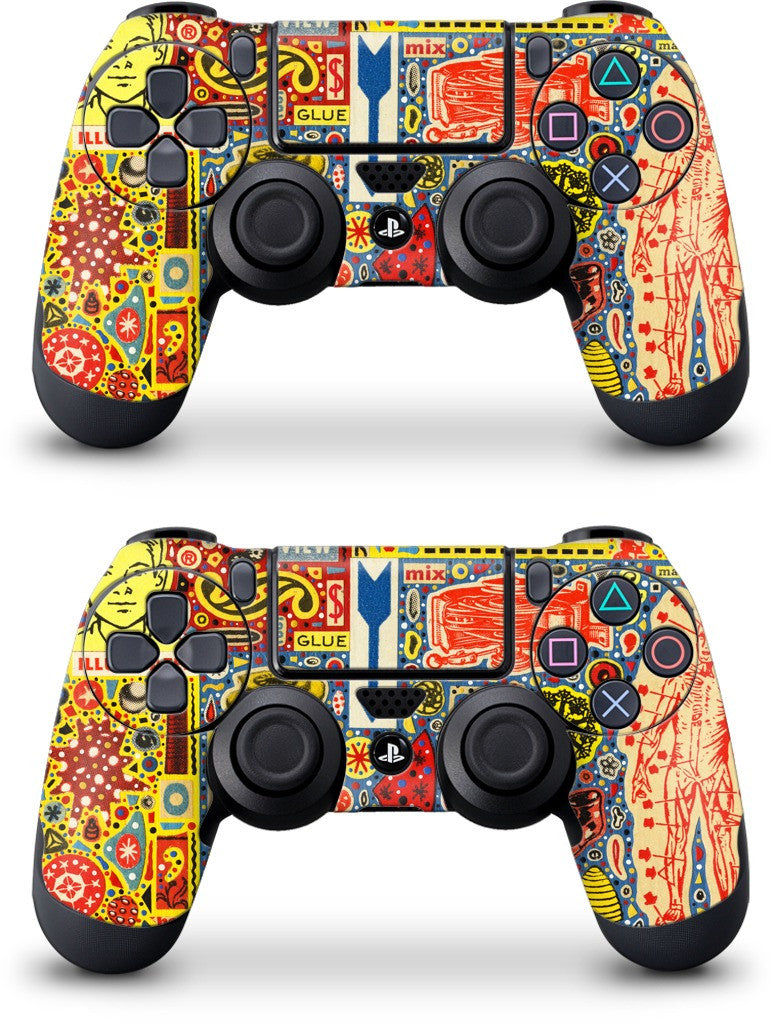 Primary PlayStation Skin