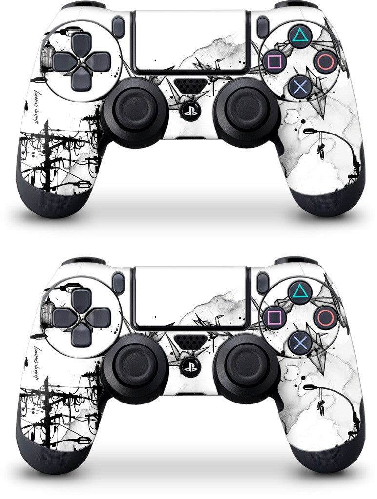 Cable Cranes PlayStation Skin