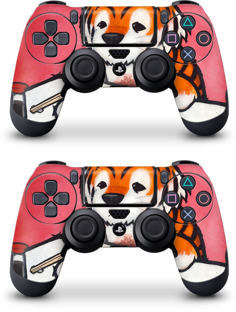 You Are What You Eat Tiger Penis PlayStation Skin