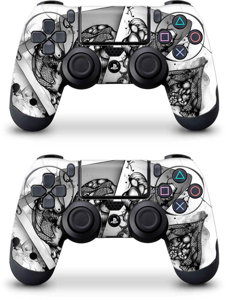 Royal Flush PlayStation Skin