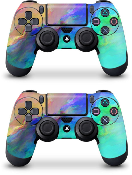 Night Aurora PlayStation Skin