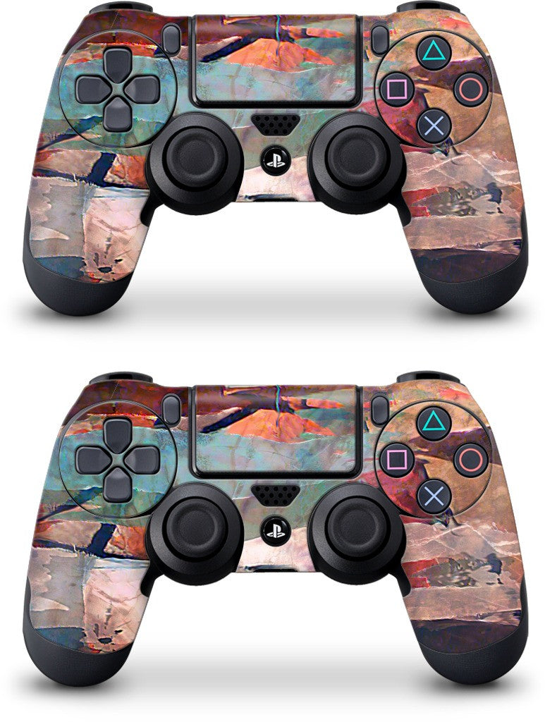 Sunset Strips PlayStation Skin