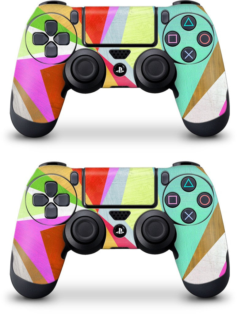 Diamonds PlayStation Skin