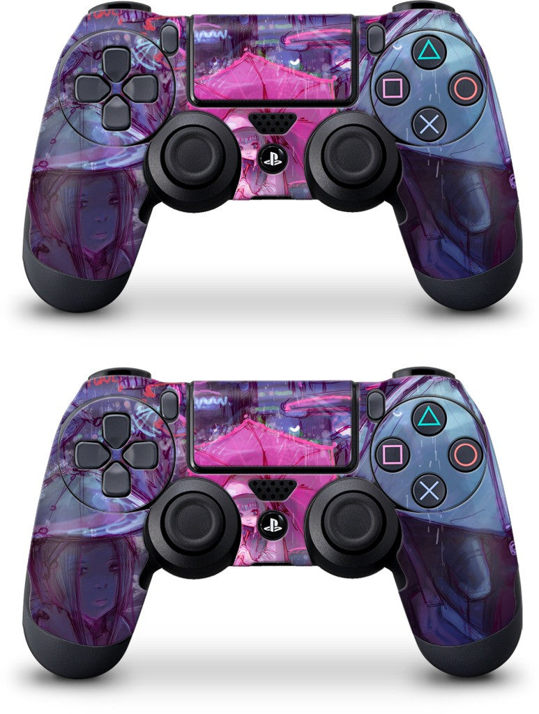Neo New York PlayStation Skin