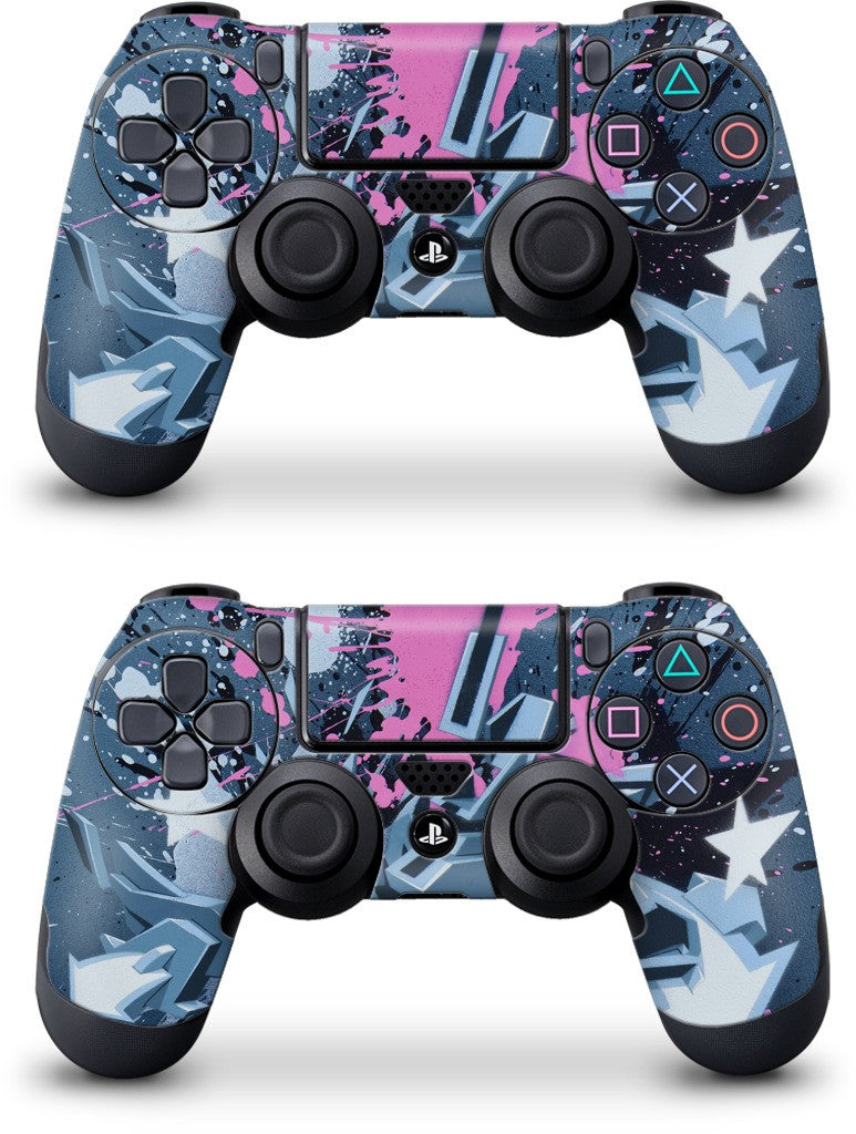 Fancy Explosion PlayStation Skin