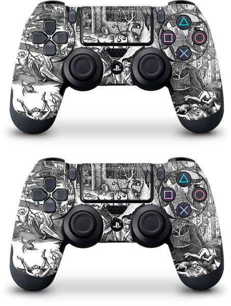 Seven Deadly Sins - Lechery PlayStation Skin