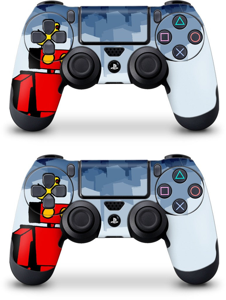 I Like Birds PlayStation Skin