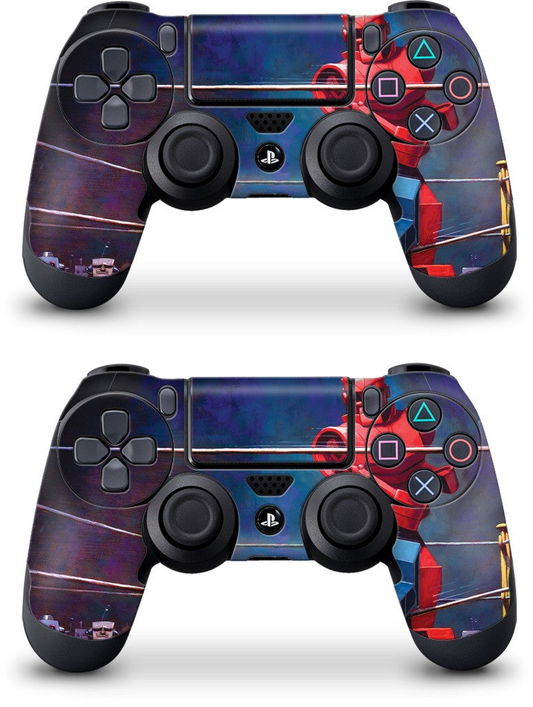 The Final Blow PlayStation Skin