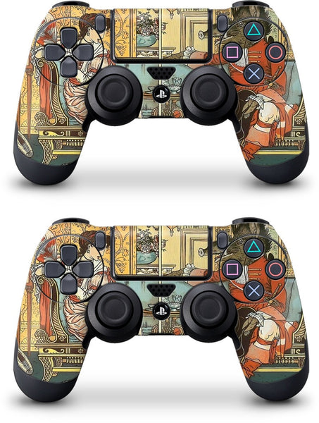 Beauty and The Beast II PlayStation Skin