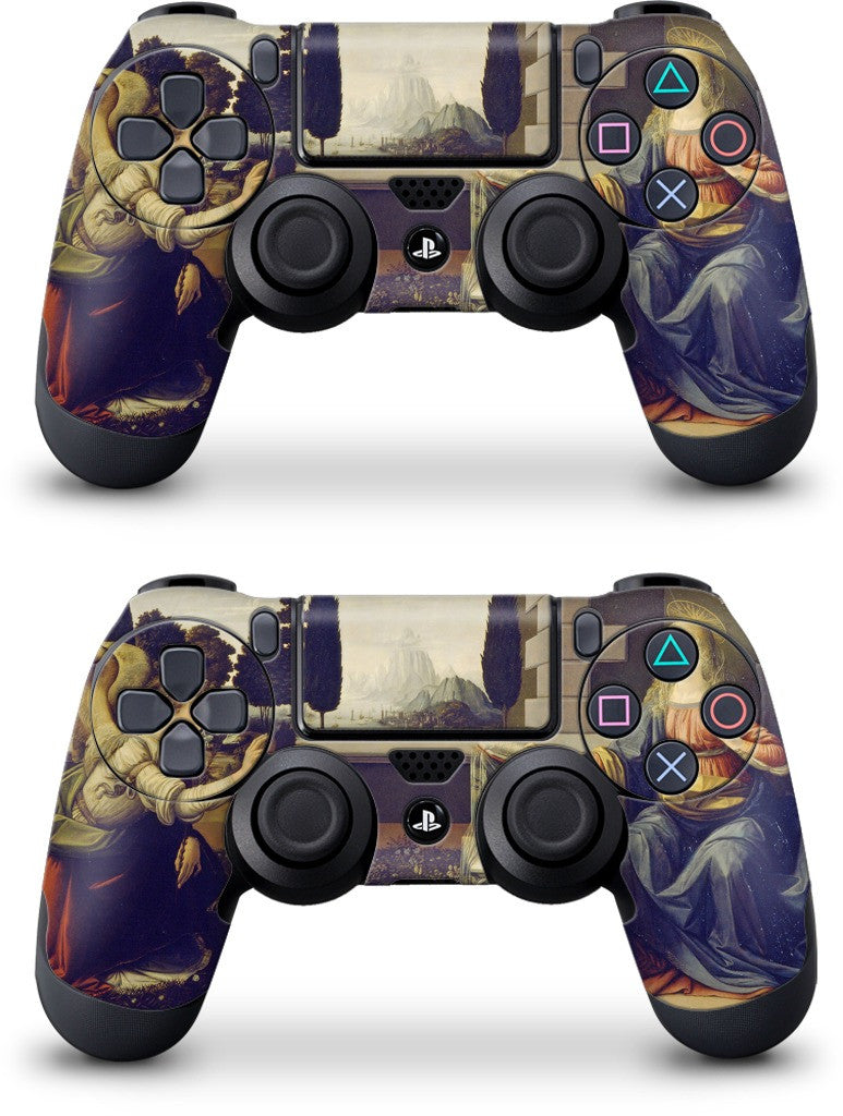 Annunciation PlayStation Skin