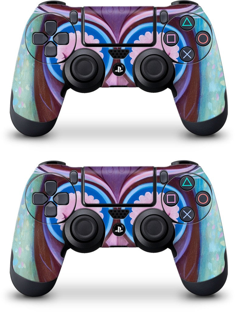Sleepy Owl PlayStation Skin