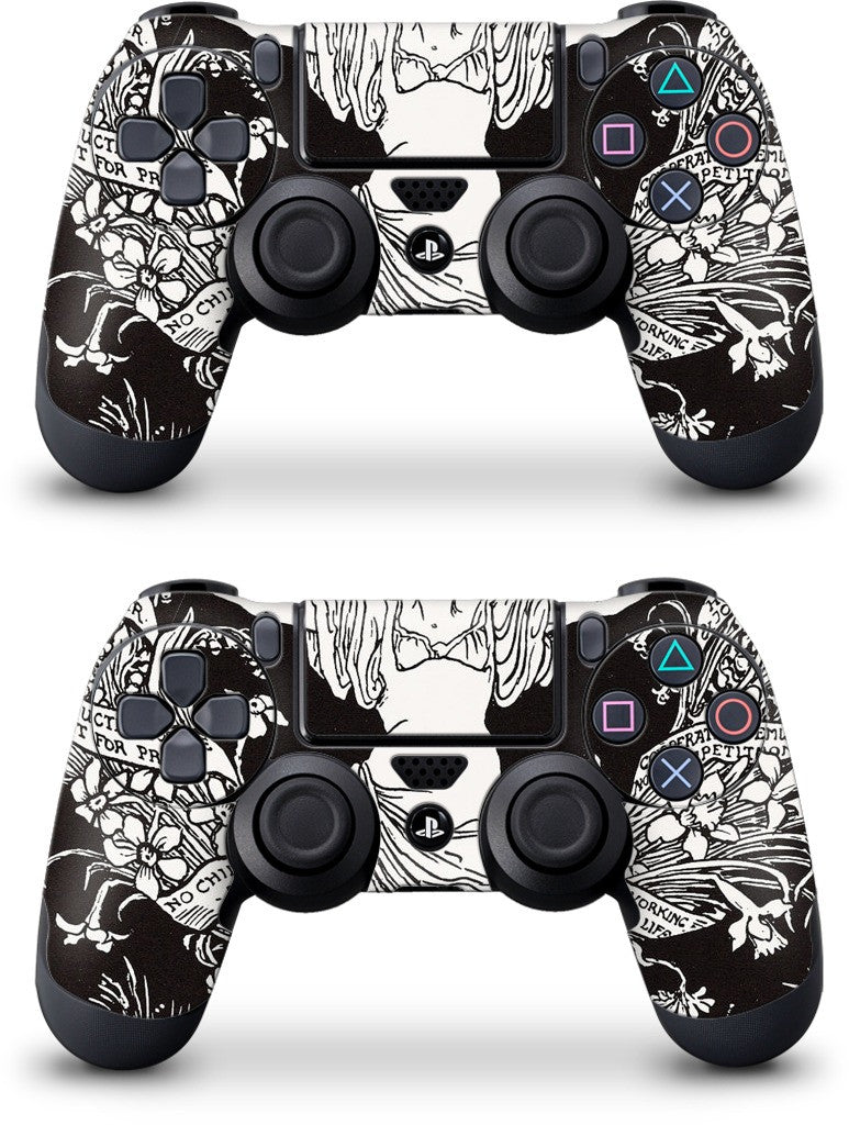 A Garland for May Day PlayStation Skin