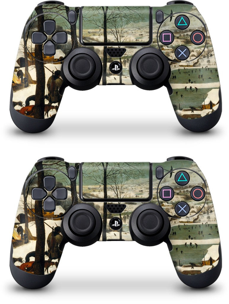 Hunters in the Snow PlayStation Skin