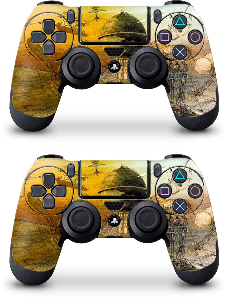 20th Century Man PlayStation Skin by Ralph Steadman | GelaSkins