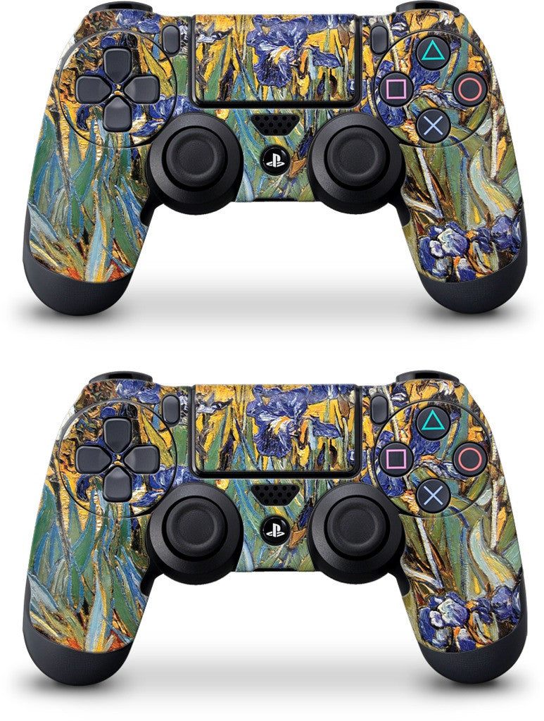 Irises PlayStation Skin