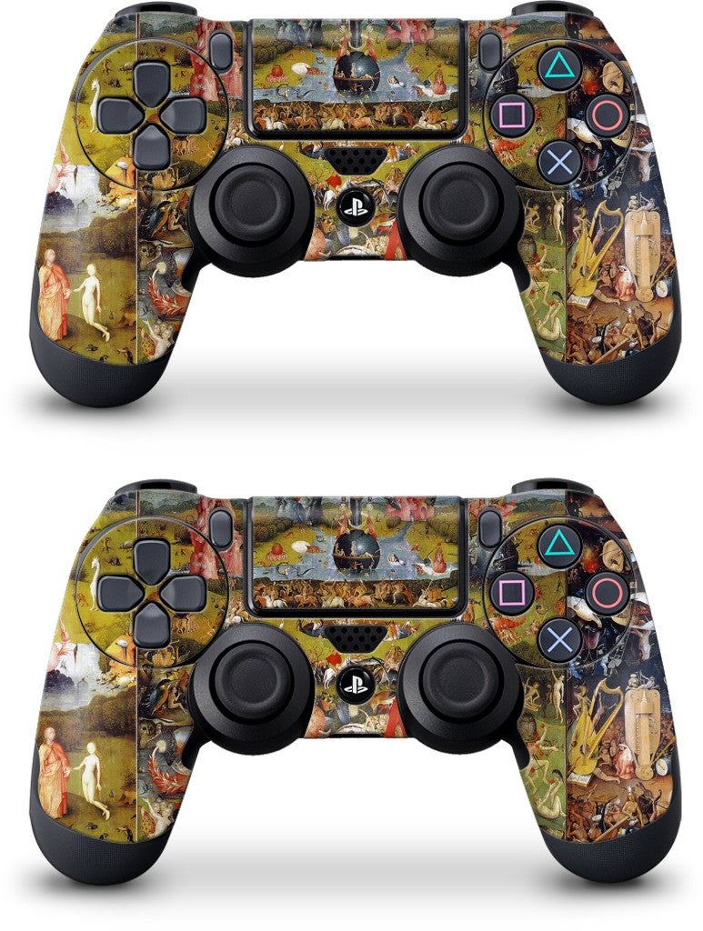 Garden of Earthly Delights PlayStation Skin