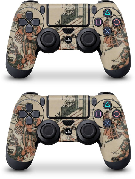 Children at Play PlayStation Skin