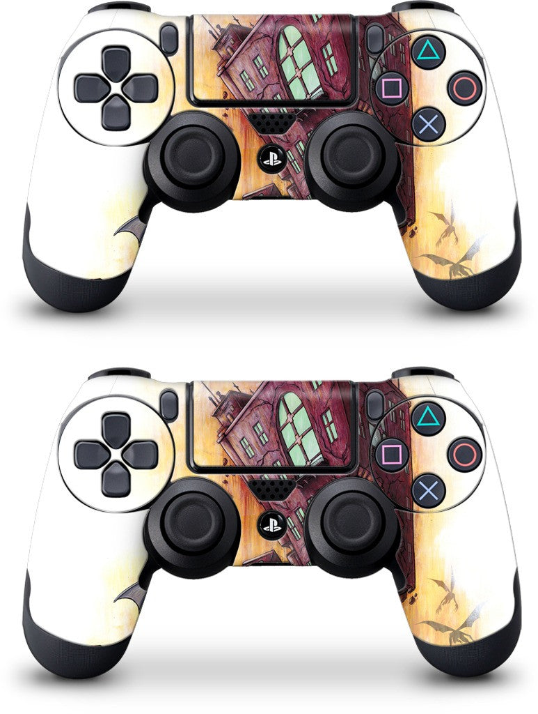Breathing Architecture PlayStation Skin