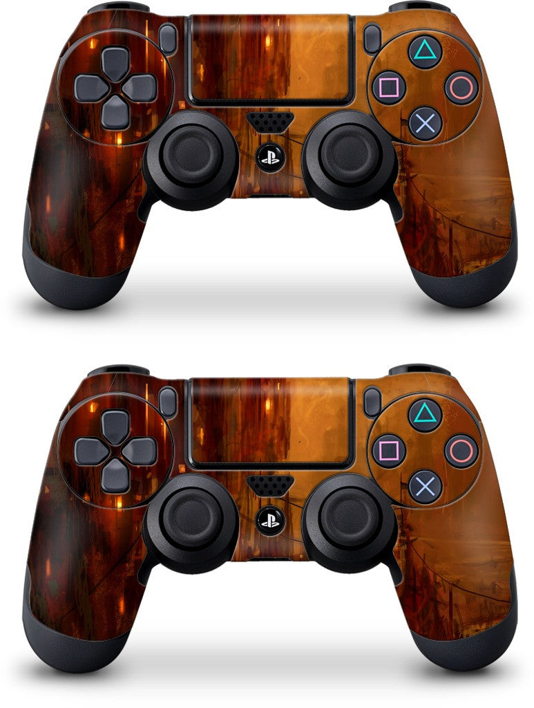 The Hive PlayStation Skin