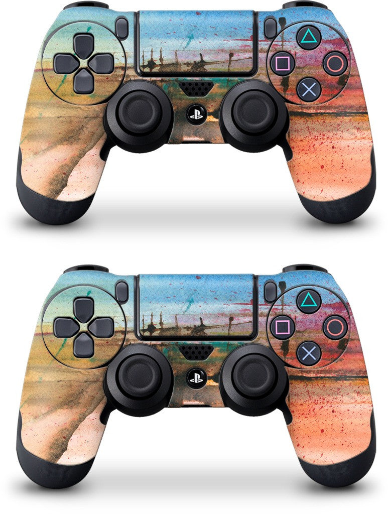 Emergence PlayStation Skin