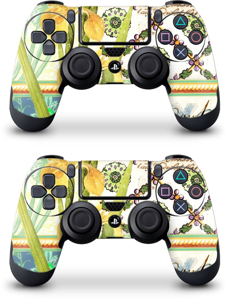 Gillian Fullard : Iris Collage 1859 PlayStation Skin