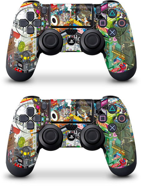 NYC PlayStation Skin