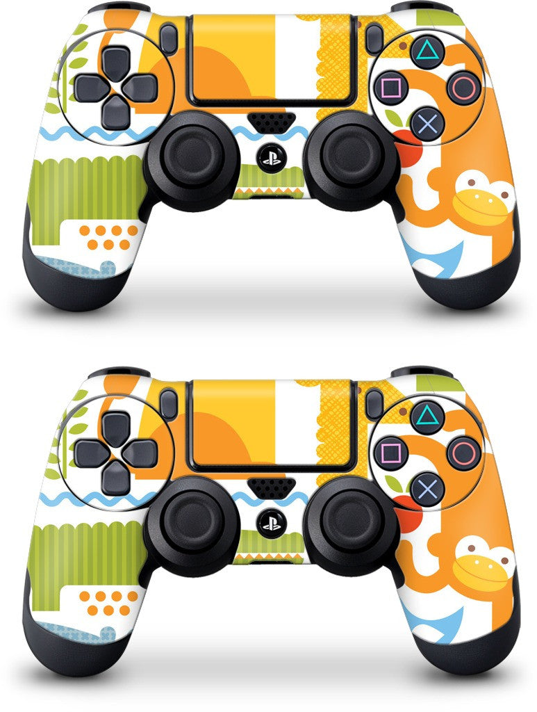 Safari Parade PlayStation Skin