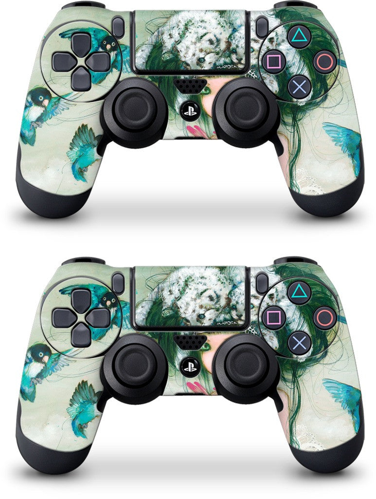 Iguana PlayStation Skin