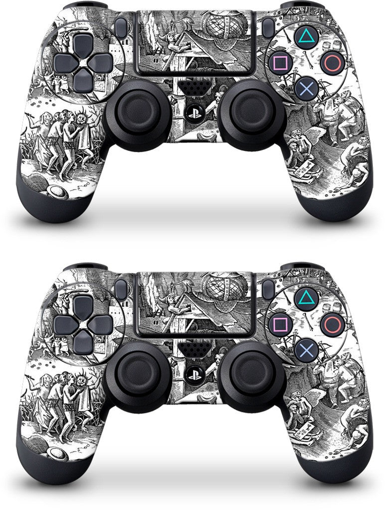 Seven Deadly Sins - Greed PlayStation Skin