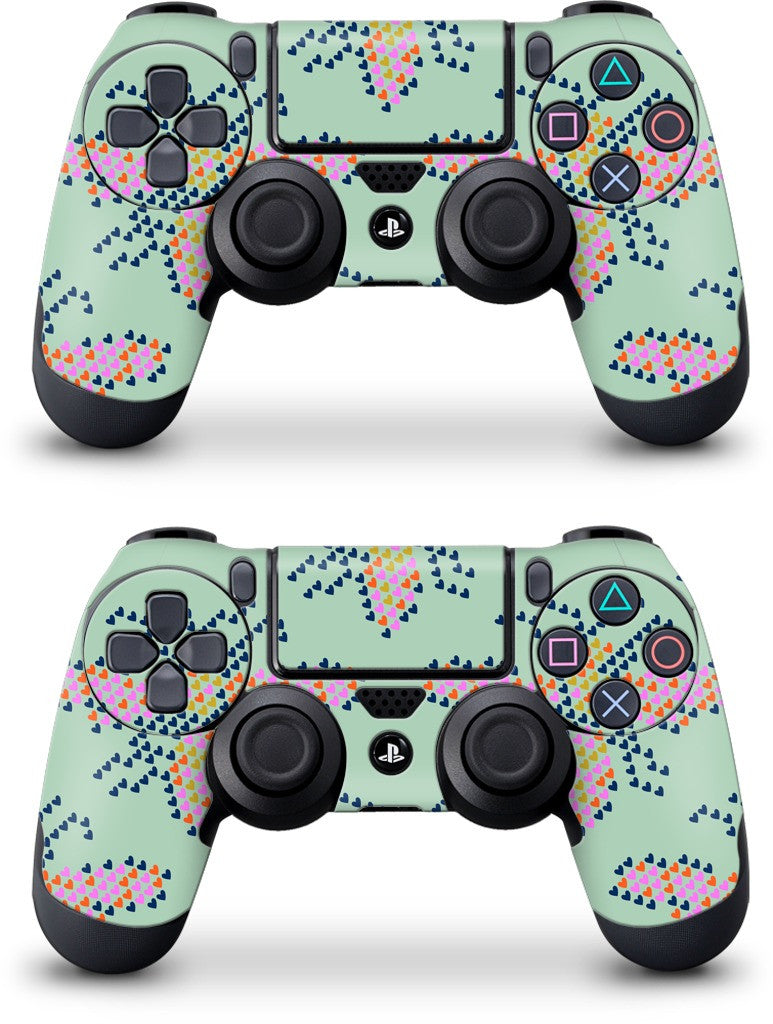 I Heart Bees PlayStation Skin