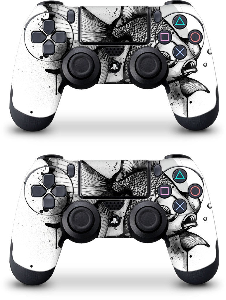 Kintoto Blot PlayStation Skin