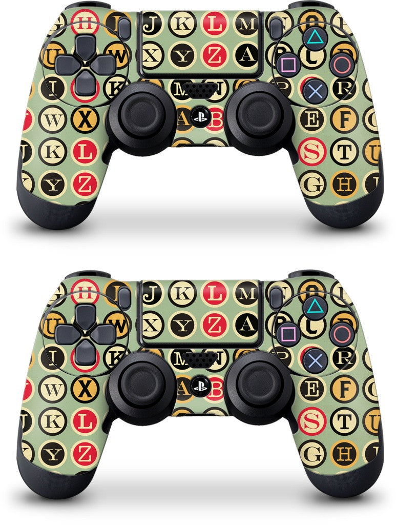 Key Caps PlayStation Skin