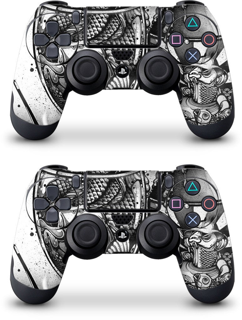 Hook, Line and Inker PlayStation Skin