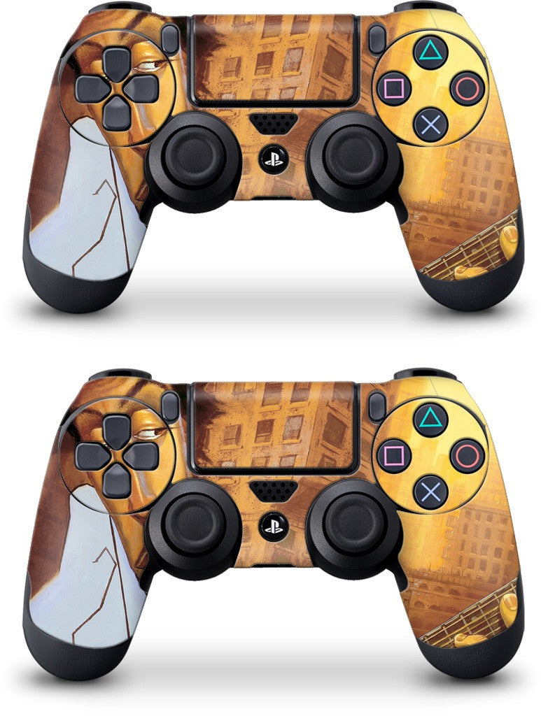 El Guitarista PlayStation Skin