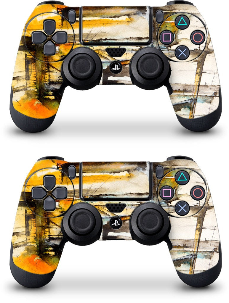 Private Spaces PlayStation Skin