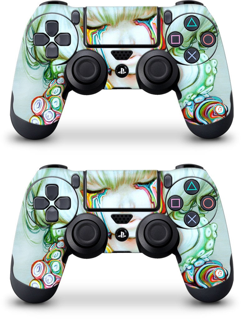 The Dream Melt PlayStation Skin