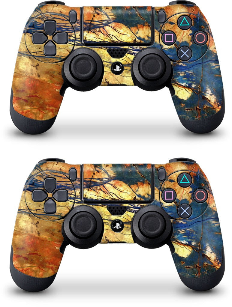 Clearly Knot PlayStation Skin