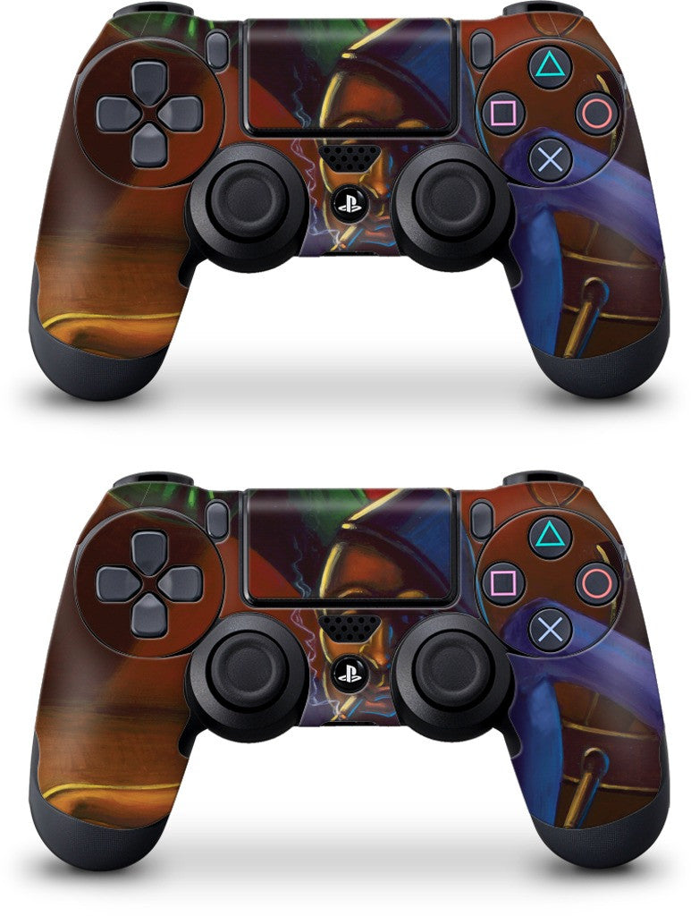 Jazz Trio PlayStation Skin