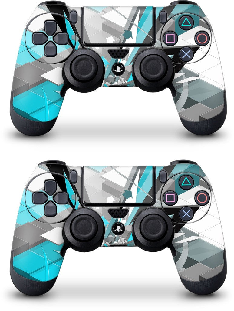 Up and Around PlayStation Skin