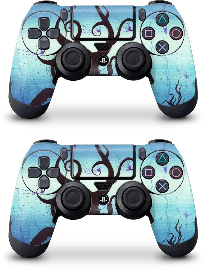 Depths PlayStation Skin