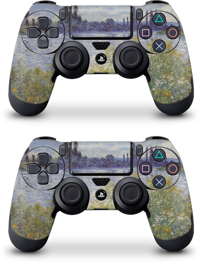 Banks of the Seine PlayStation Skin