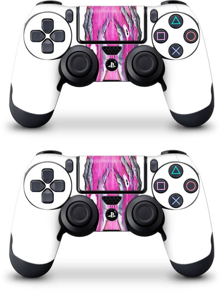 Lazy Pink Eye PlayStation Skin