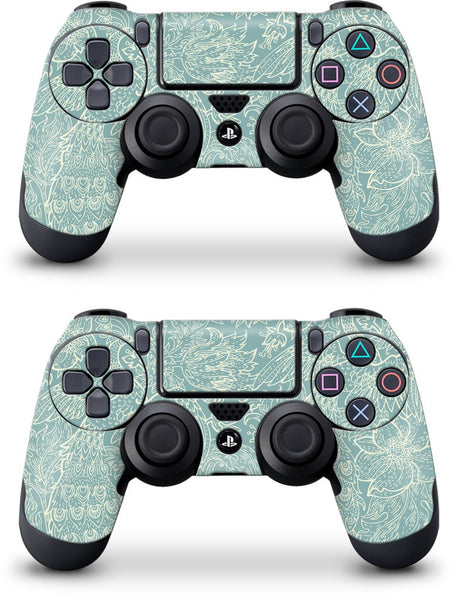 Peacock PlayStation Skin