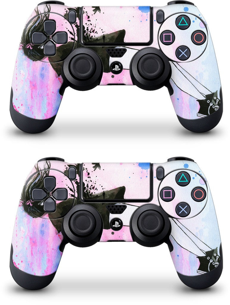 Out of Gravity PlayStation Skin